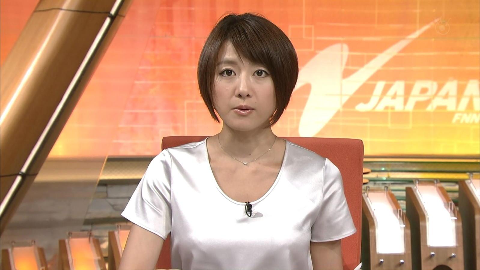 大島由香里 ニュースJAPAN 13/08...