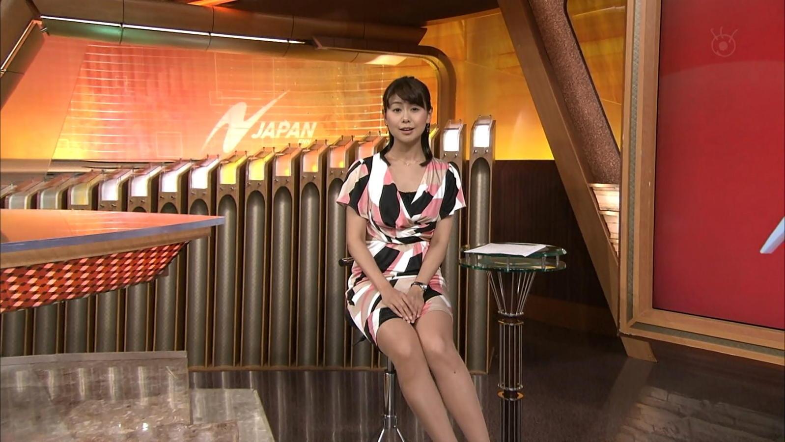 山中章子 ニュースJAPAN 13/08/09