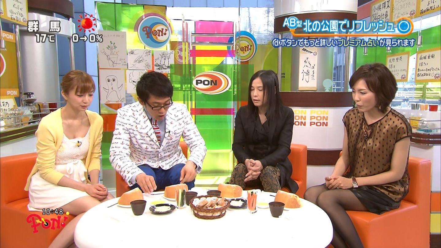 日本テレビ:女子アナキャプでも...