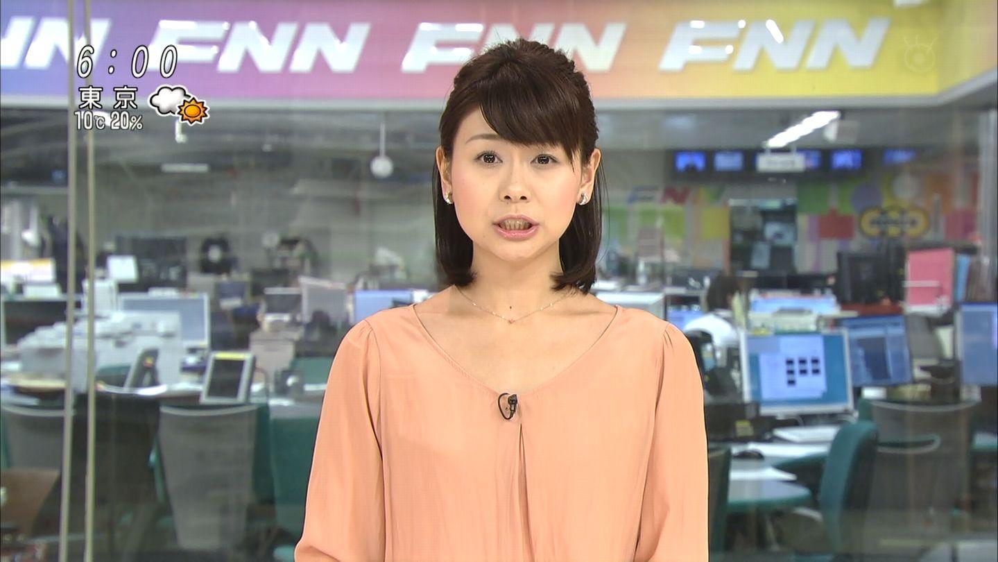 山中章子 産経テレニュースFNN 12/12/2...