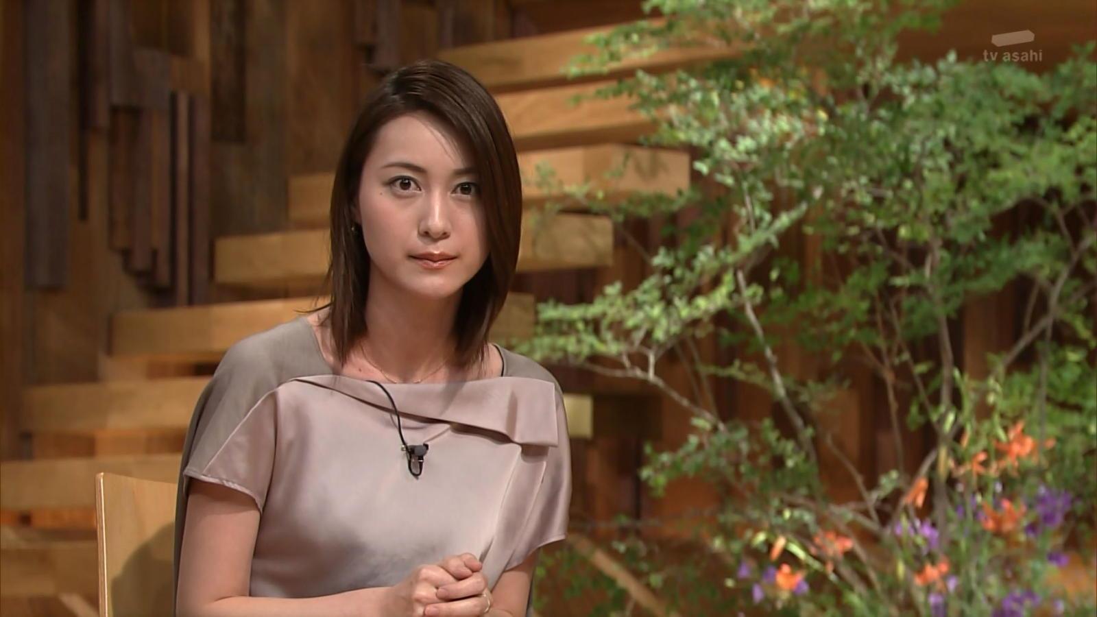 小川彩佳 髪型