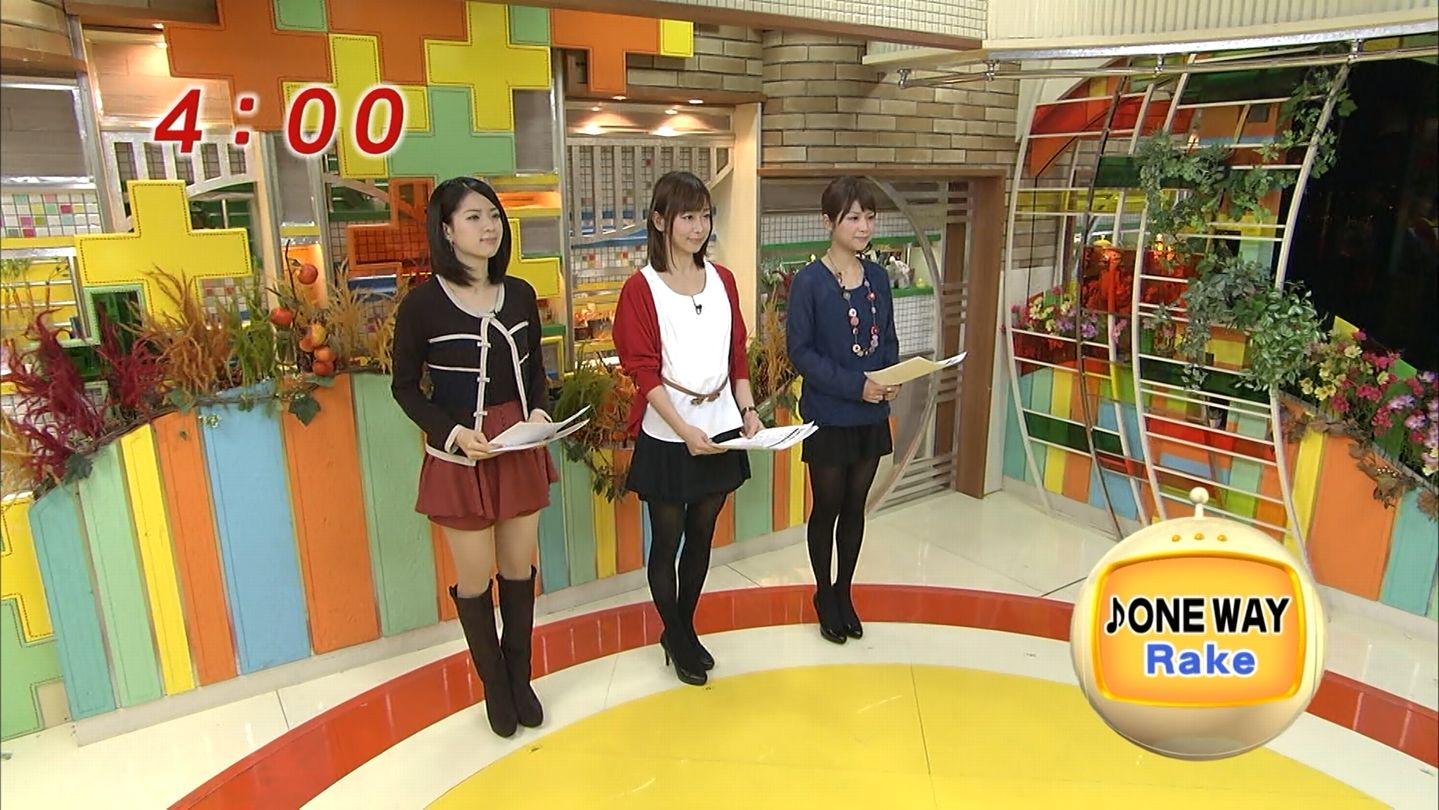 松尾翠 めざにゅ~ 12/11/16:女...
