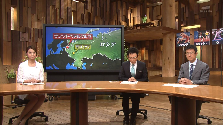 小川彩佳 報道ステーション 13/05/29:女子アナキャプでも貼っておく ~乙HiME~