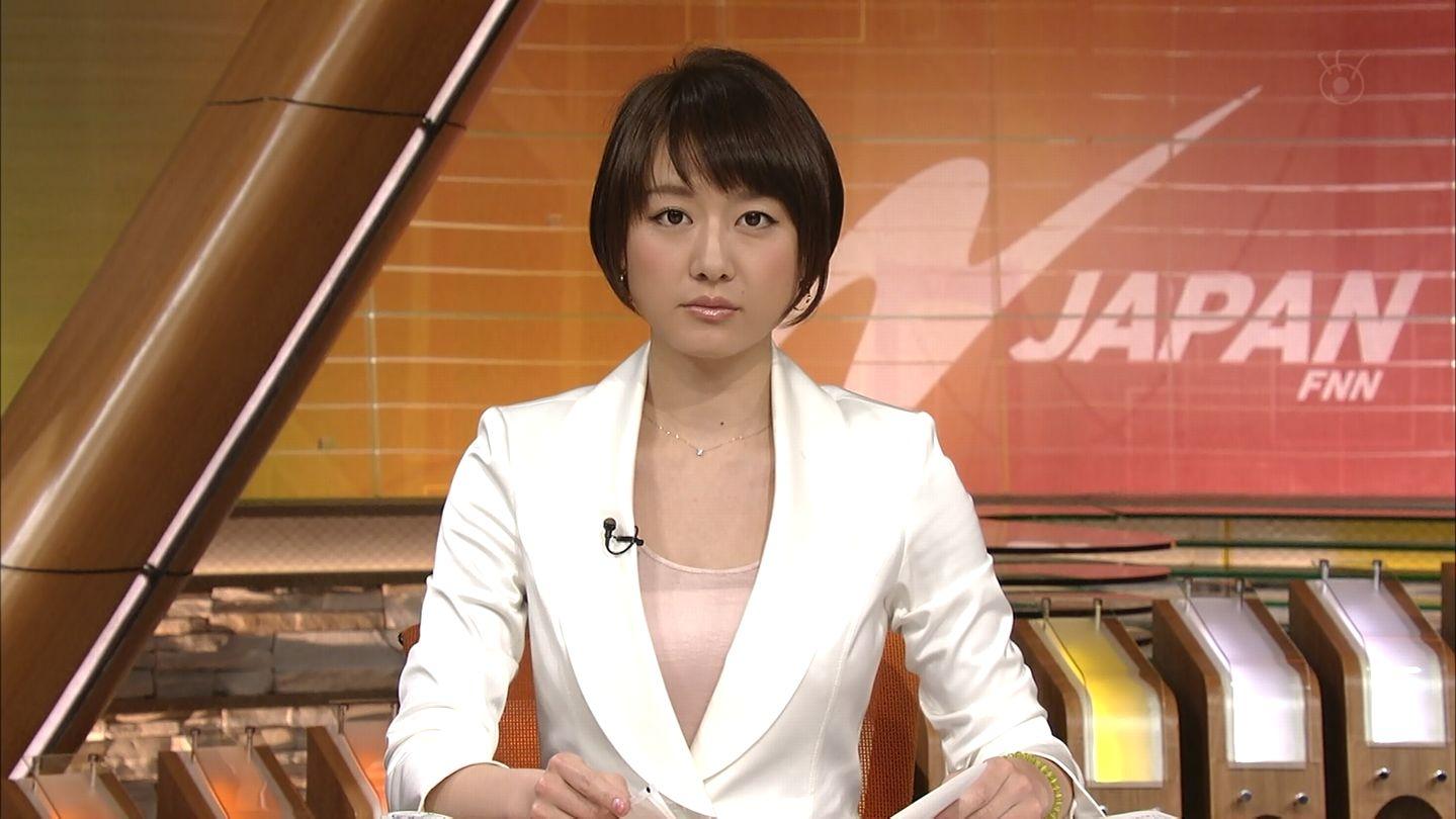 大島由香里 ニュースJAPAN 13/03...