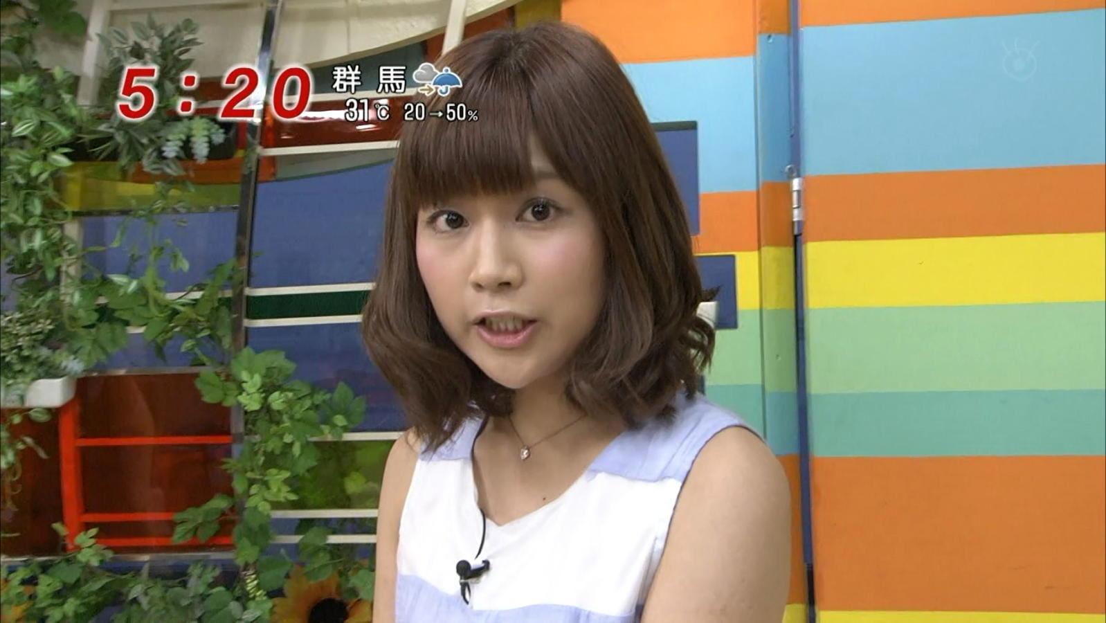 竹内友佳 via 竹内友佳 めざにゅ~ 13/08/23: