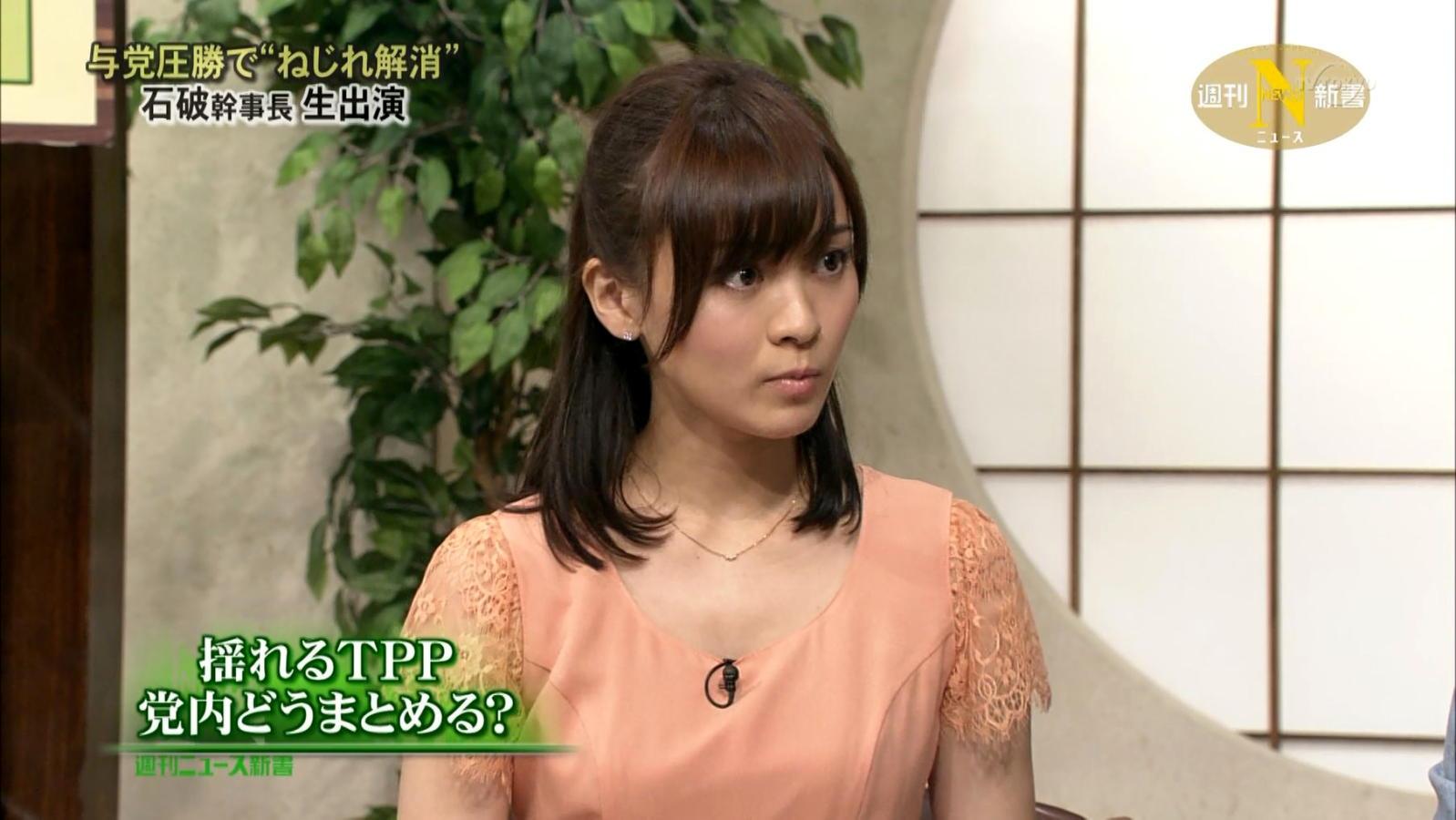 女子アナキャプでも貼っておく ~乙HiME~