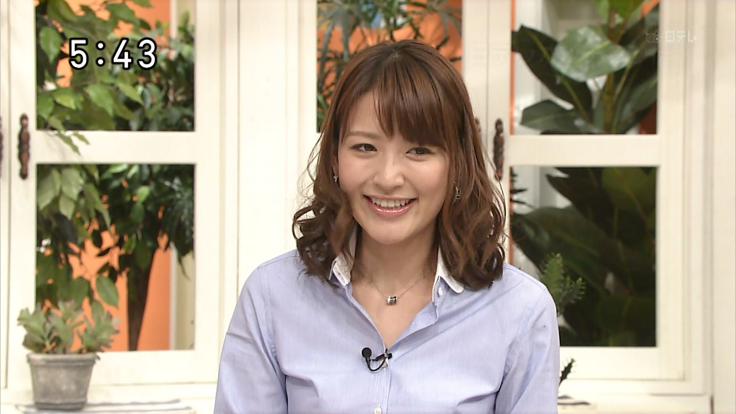 小熊美香 日テレアップDate! 12...