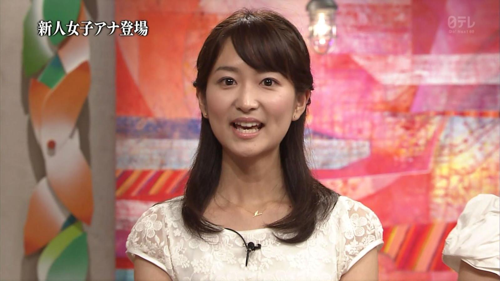 中島芽生 おしゃれイズム 13/08/...