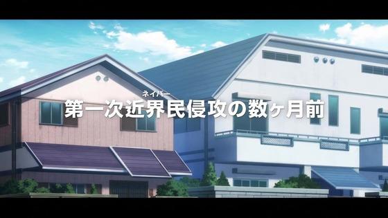 「ワールドトリガー」2期 7話感想  (89)