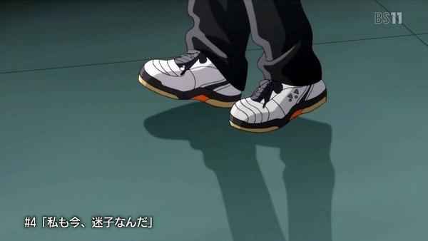 「はねバド!」4話感想 (10)
