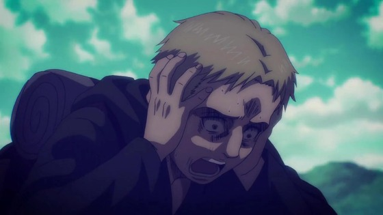 「進撃の巨人」62話(4期 3話)感想 (97)