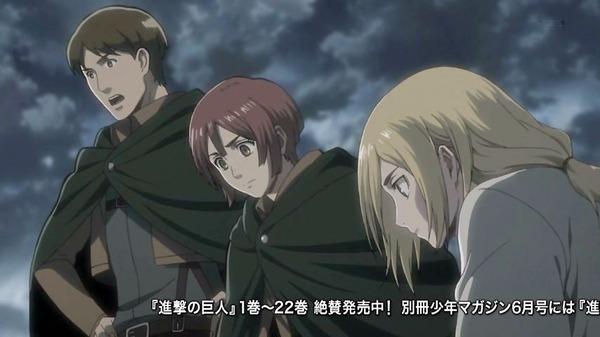 「進撃の巨人 Season2」31話 (2)