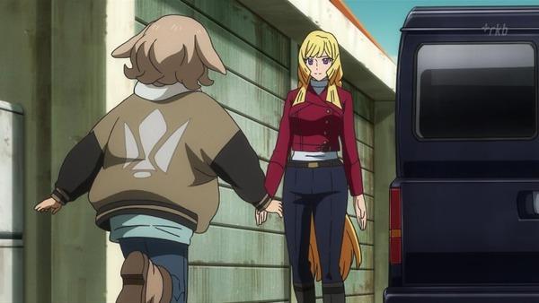 「機動戦士ガンダム 鉄血のオルフェンズ」47話 (18)