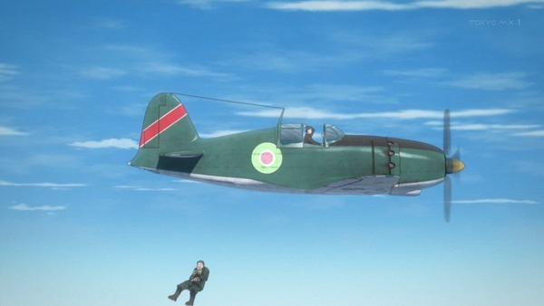「荒野のコトブキ飛行隊」3話 感想 (63)