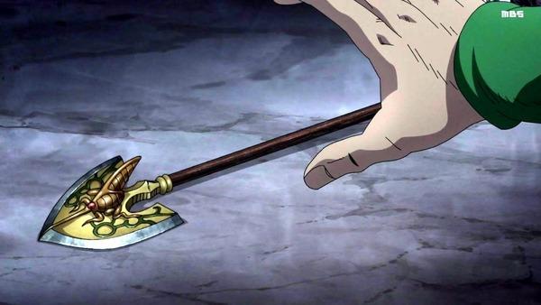 「ジョジョの奇妙な冒険 5部」35話感想 (10)
