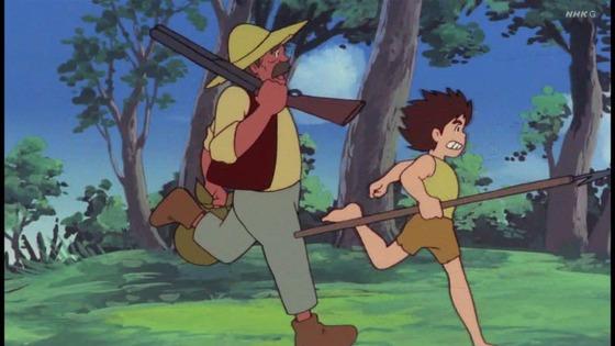 「未来少年コナン」第17話感想 画像 (105)