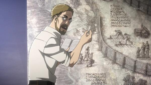 「進撃の巨人 Season3」(3期 3話)40話 (45)
