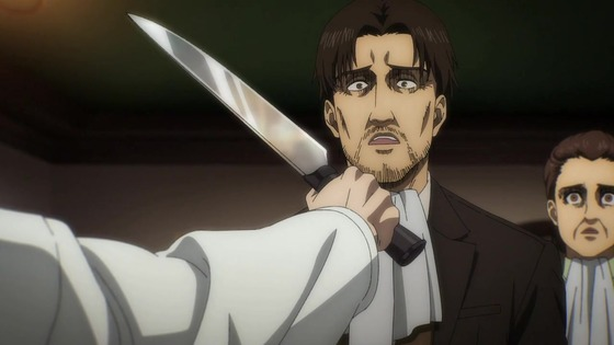 「進撃の巨人」72話(4期 13話)感想  (65)