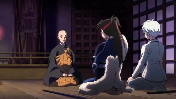 「半妖の夜叉姫」第6話感想 画像  (33)