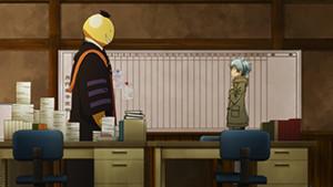 【動画】「暗殺教室」第2期 第21話『信頼の時間』 (2)