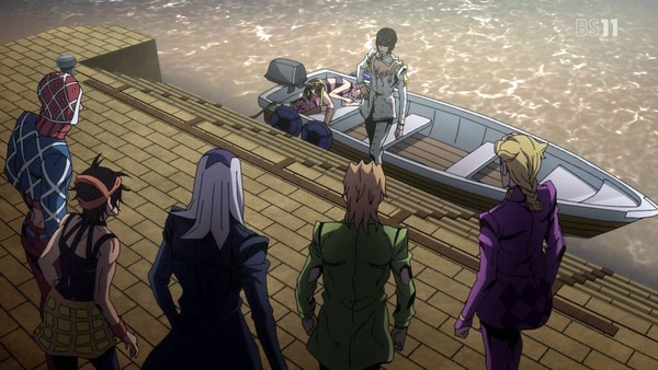 「ジョジョの奇妙な冒険 5部」21話感想 (53)