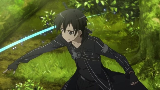 「SAO ソードアート・オンライン」8話感想 (13)