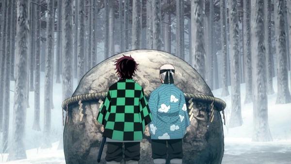 「鬼滅の刃」3話感想 (22)