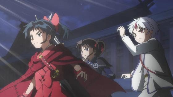 「半妖の夜叉姫」第4話感想 画像 (48)