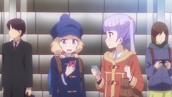 「NEW GAME!!」2期 12話(最終回) (105)