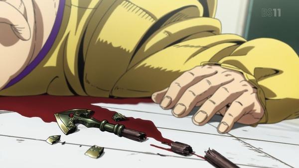 「ジョジョの奇妙な冒険 5部」4話 (67)
