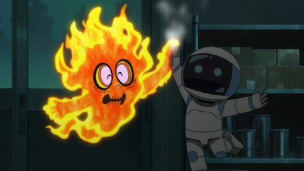 「ゲゲゲの鬼太郎」6期 21話感想 汚いネズミー遊園地、たくろう火と雨降り小僧の綺麗な友情。(画像)