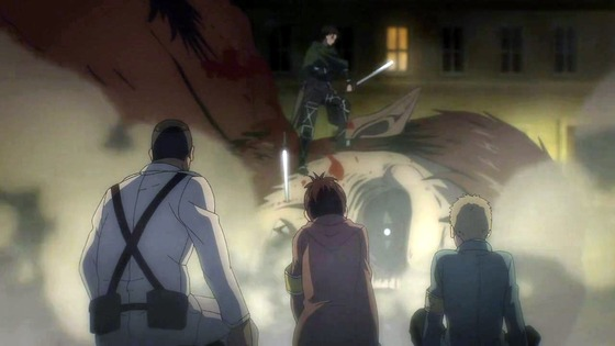 「進撃の巨人」66話(4期 7話)感想 (98)