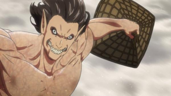 「進撃の巨人 Season3」(3期 9話)46話感想 (53)