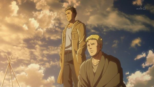「進撃の巨人 Season3」49話 (46)