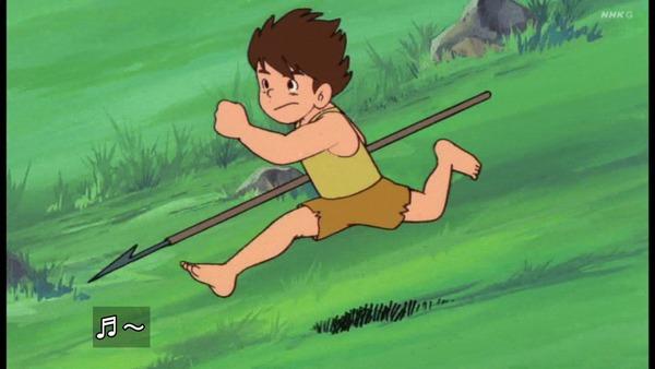 「未来少年コナン」第1話感想 画像 (17)