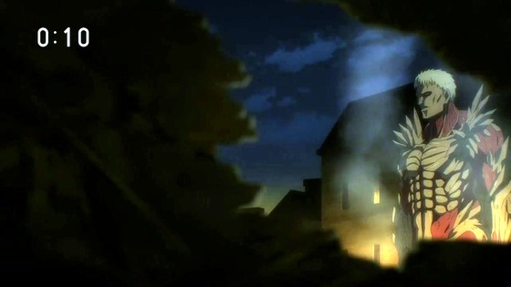 「進撃の巨人」67話(4期 8話)感想  (1)