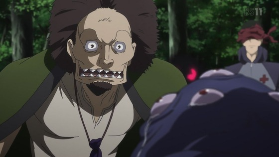「グレイプニル」第9話感想 (33)