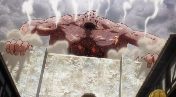 「進撃の巨人 Season3」(3期 9話)46話感想 (41)