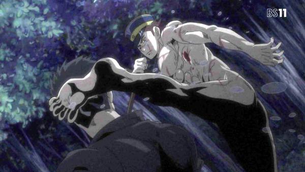 「ゴールデンカムイ」21話 (46)