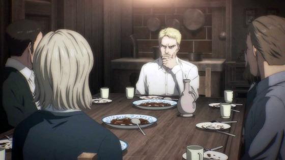 「進撃の巨人 The Final Season」61話(4期 2話)感想画像  (138)