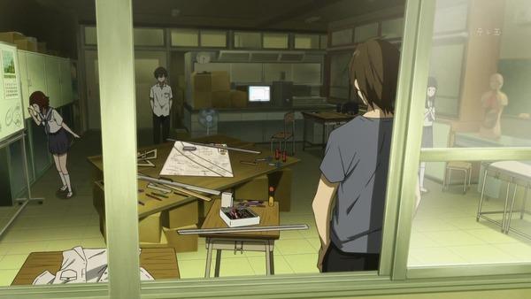 「氷菓」第3話感想 画像  (81)