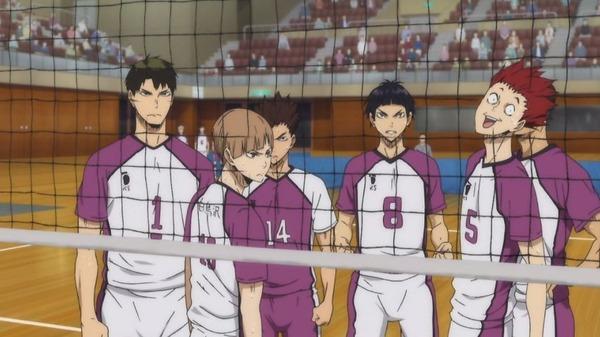 「ハイキュー!! 烏野高校VS白鳥沢学園高校」 (134)