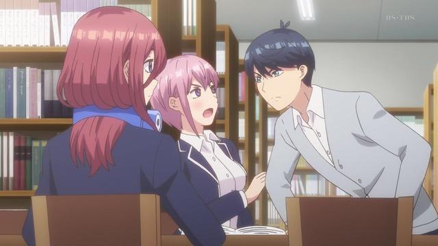 「五等分の花嫁」第6話感想 (15)