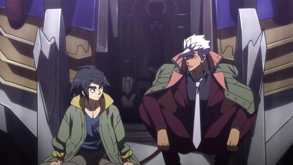 「機動戦士ガンダム 鉄血のオルフェンズ」48話 (14)