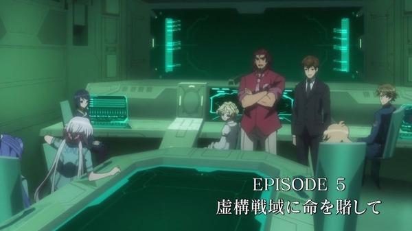 「戦姫絶唱シンフォギアAXZ」4期 5話 (3)