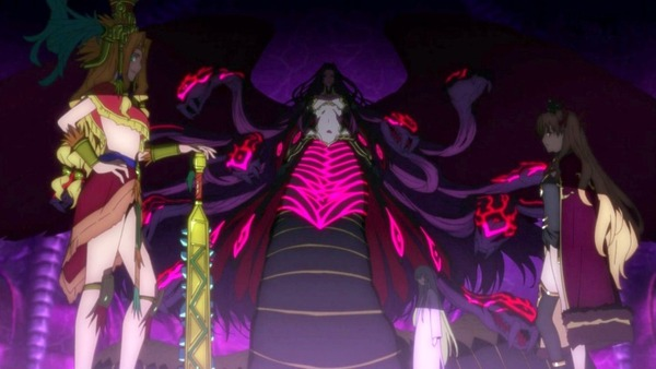 「FateGrand Order 絶対魔獣戦線バビロニア」FGO 2話感想 (12)