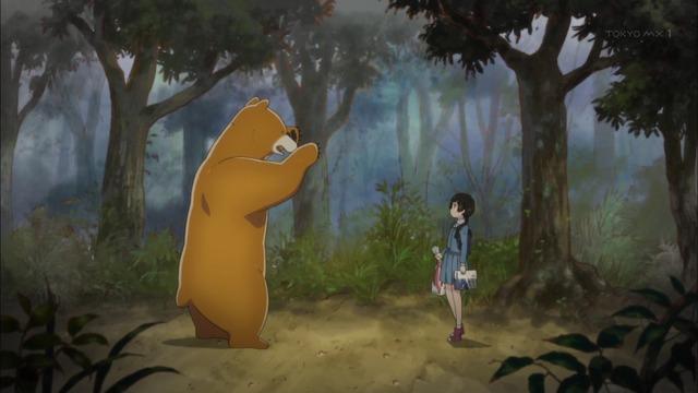 「くまみこ」1話感想 (2)