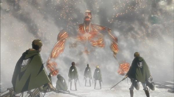 「進撃の巨人 Season2」32話 (14)