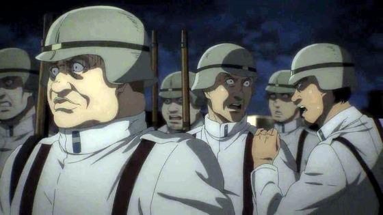 「進撃の巨人」65話(4期 6話)感想  (48)