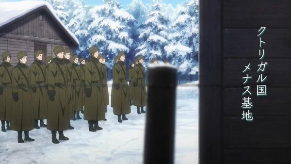 「ヴァイオレット・エヴァーガーデン」11話 (6)
